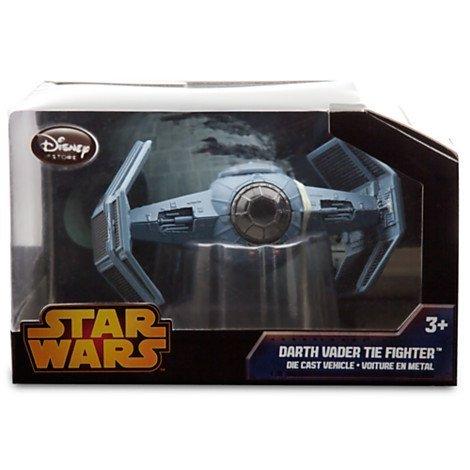 Tie Wars Fighter Vintage Star - Star Wars Diecast Vehicle Darth Vader Tie Fighter