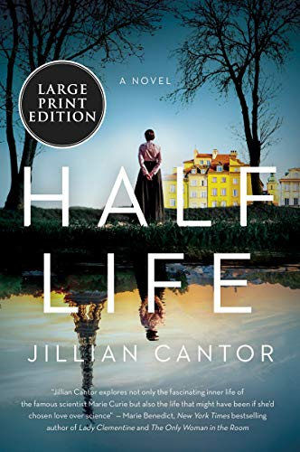Book Cover: Half Life: A Novel