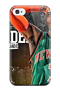 New Arrival Case Cover With EWM-7478AAEQEuOF Design For Iphone 4/4s- Carmelo Anthony