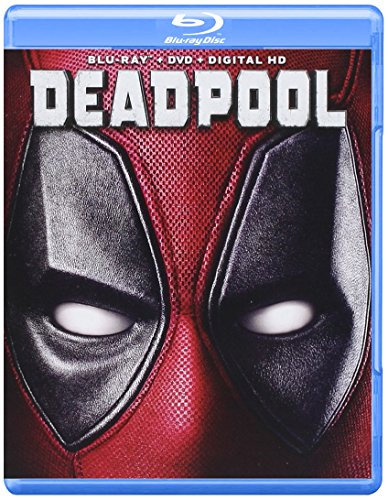 Deadpool Blu-ray (Death Pool)