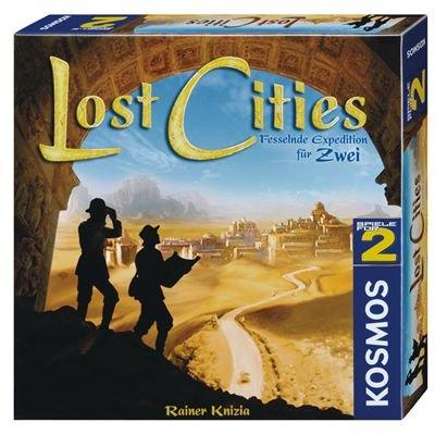 KOSMOS 6901680 - Lost Cities