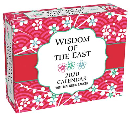 Wisdom of the East 2020 Mini Day-to-Day Calendar from Andrews McMeel Publishing