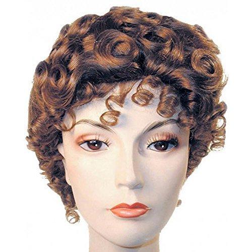 Gibson Girl Deluxe Wig (Gibson Halloween Costumes)