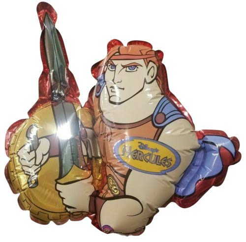 Cool custom shaped Balloon Party Supplies Boy Sports Room Decor Mighty Hercules Hero