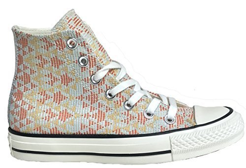Converse Womens Chuck Taylor All-Star Canvas High (Size 8 B(M) US)