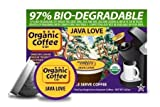 Coffee, 100% organic, Onecup, Java Lv, 4.65 Oz (pack of 6)