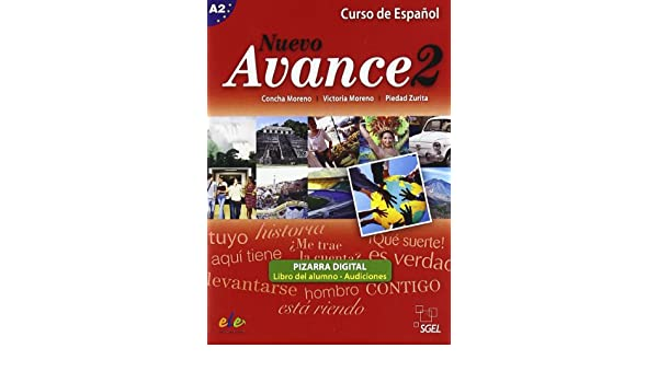 Nuevo Avance 2 Pizarra Digital (Interactive CD-Rom Software ...