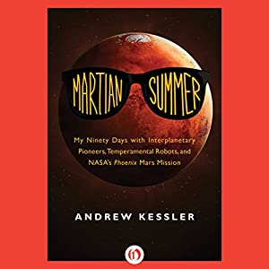 Martian Summer Audiobook