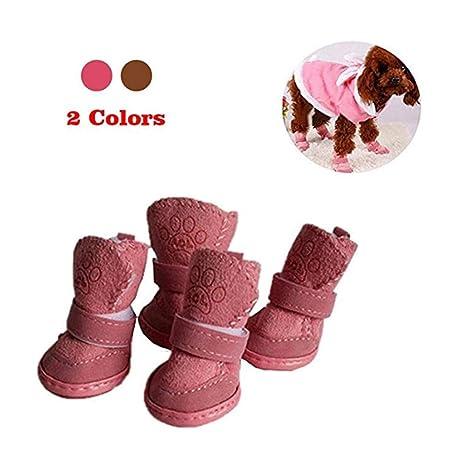 V-Do - Protector de Huellas para Perros pequeños/medianos/Gatos de Invierno