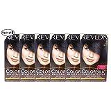 Revlon Hair Color Soft Black(11) (Pack of 6) Review and Comparison