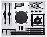 GRAF GR S-221 Studio Set of Arms and Accessories (Black)