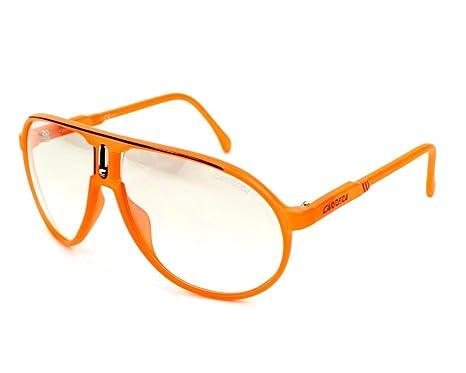 0687f10b2e1c1 Carrera Sunglasses (CHAMPION FLUO HSX NN 62)  Amazon.co.uk  Clothing