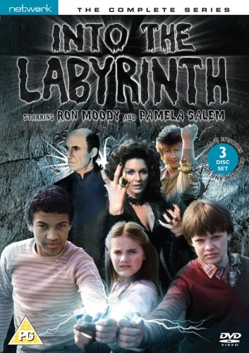 Into The Labyrinth - The Complete Series [DVD] for sale  Delivered anywhere in USA