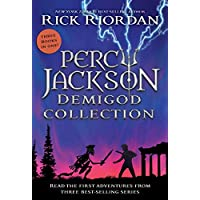 Deals on Percy Jackson Demigod Collection Kindle Edition