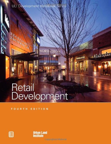 Retail Development (Development Handbook series) by Anita Kramer