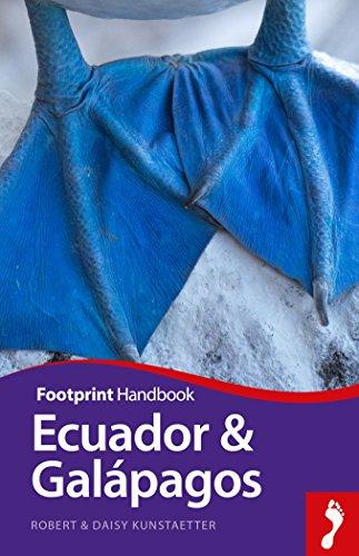 (Ecuador & Galapagos Handbook (Footprint Handbooks))