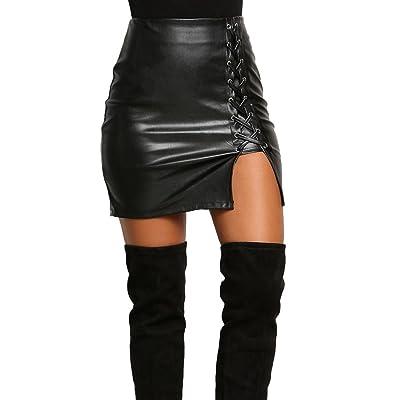 grand choix de 44a9d 7a604 Jolisson Mini-jupe Courte Robe Femme Fille Dress Skirt Sac ...