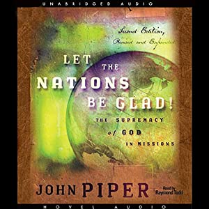 Let the Nations Be Glad Audiobook