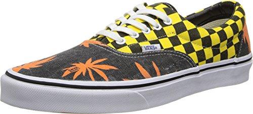 Garçon Pour Chaussures Skateboard Orange Spécial Palm Vans Checker yellow qApw74x