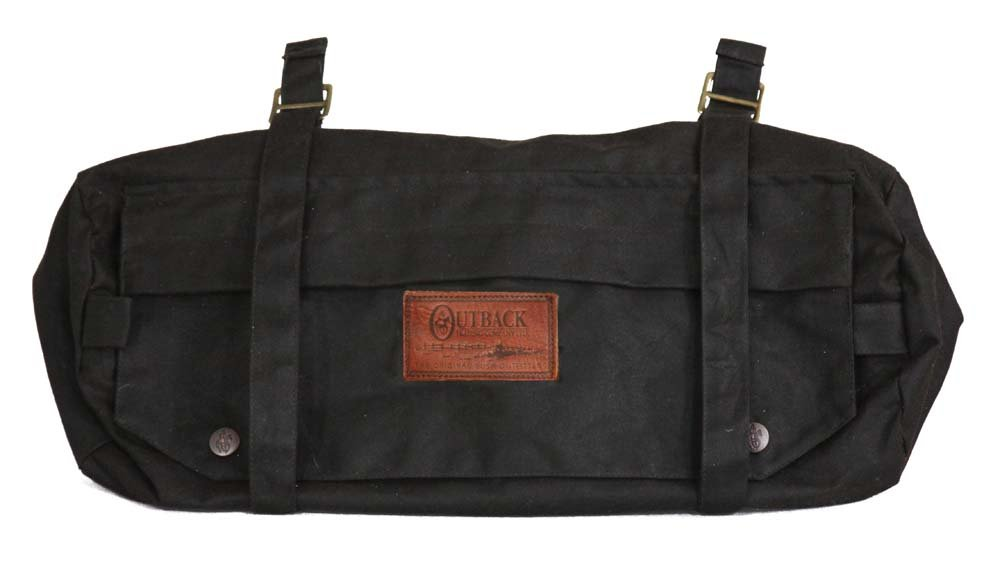 Outback Trading Oilskin Cantleバッグ One Size ブラウン B007TML61Y