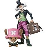 Bandai Tamashii Nations Tony Chopper and Dr. Hiluluk One Piece Figuarts Zero Action Figure