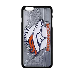 Denver Broncos Fahionable And Popular Back Case Cover For Iphone 6 Plus