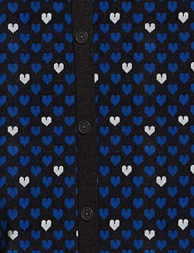 Black 003 Esprit Multicolore Femme 3 Pull zZnxWnCt