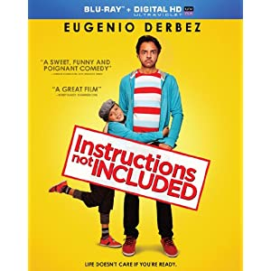 Instructions Not Included [Blu-ray] (2014)