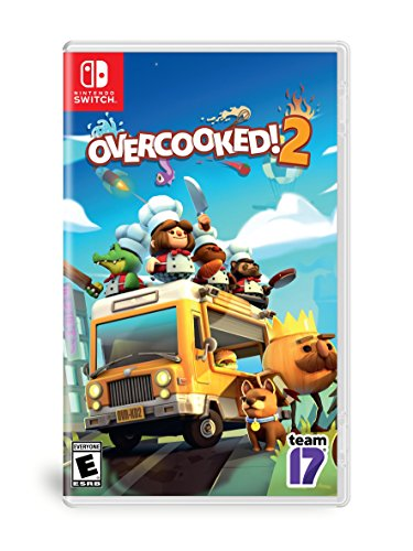 Overcooked! 2 - Nintendo Switch (Top Playstation 2 Games Of All Time)