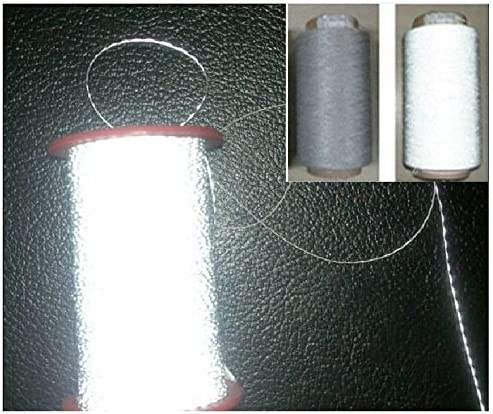 1000M DIY Polyester Reflective Sewing Thread Line For Outdoor Garment Embroidery