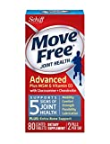 MoveFree Triple Strength, 80 Count
