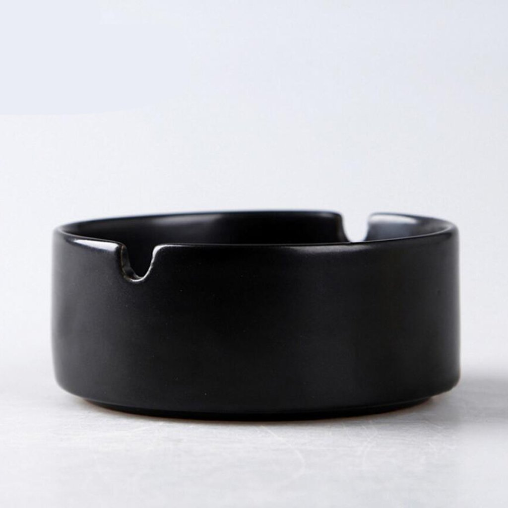 cendrier KKY-Enter Aménage Le Décoration Décoration Hommes Cadeaux Diamètre 8.1cm Hauteur 3.6cm, donnant aux Fumeurs