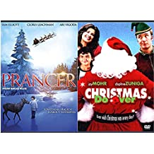 Family Christmas Do-Over Movie & Prancer the Reindeer Double Feature DVD Magical Bundle Holiday Collection