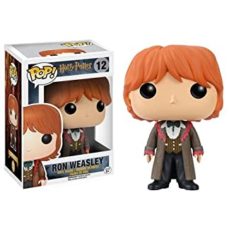figurines pop Harry Potter Vinyle : Yule Ball Ron Weasley