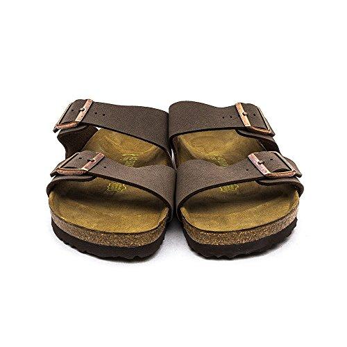 Birkenstock 51191 - Zuecos para hombre Mocca