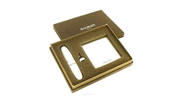 official store arrives authorized site Amazon.com : Balmain- Perfume Vapourizer Compact Mirror Gift ...