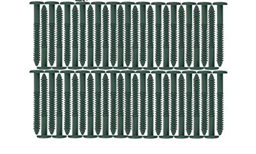Window Shutters Panel Peg Lok Pin Screws Spikes 3