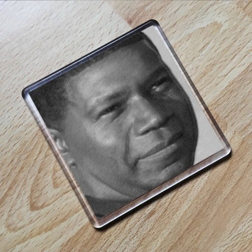 Seasons Dennis HAYSBERT - Original Art Coaster #js004