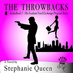 The Throwbacks Audiobook