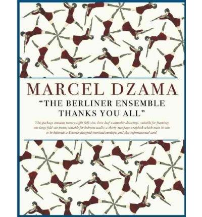 The Berliner Ensemble Thanks You All (Hardback) - Common ebook