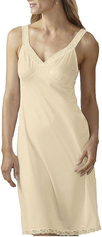 Shadowline 27304 Adjustable Strap 25 Inch Daywear Full Slip