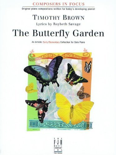 Download The Butterfly Garden PDF
