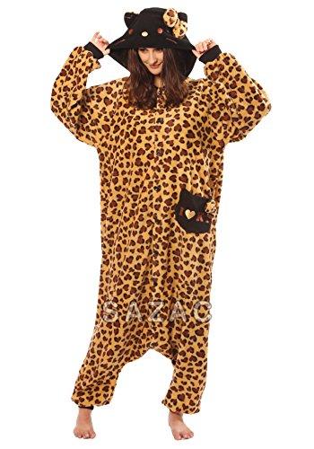 Hello Kitty Leopard Kigurumi (Being) -