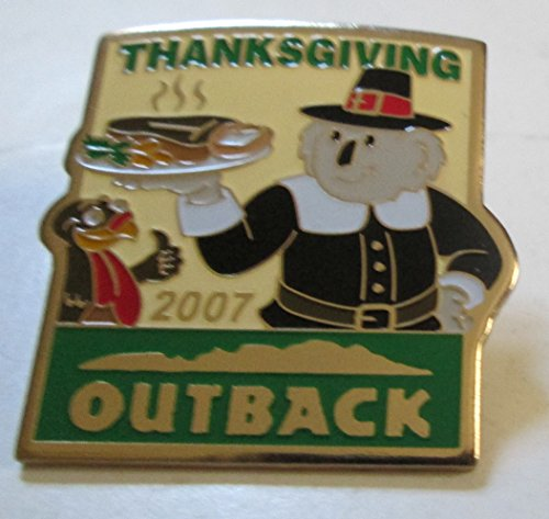 outback-steakhouse-thanksgiving-2007-lapel-pin