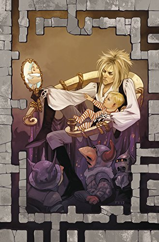 JIM HENSON LABYRINTH #1 (OF 12) Release date 2/28/18 CORONATION - Main Jim