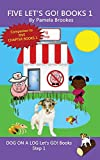 Five Let's GO! Books 1: Systematic Decodable Books