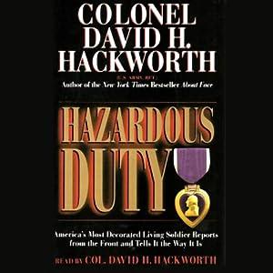 Hazardous Duty Audiobook