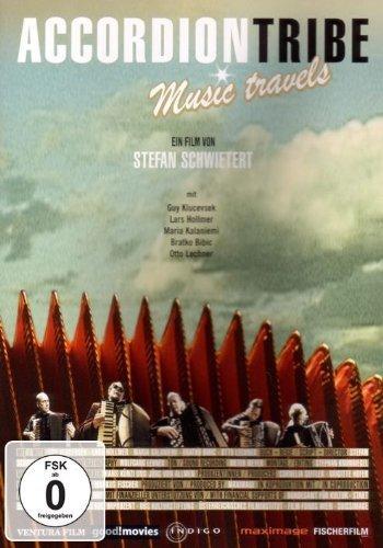 - Accordion Tribe - Music Travels (Die Akkordeon-Bande) [DVD] by Guy Klucevsek