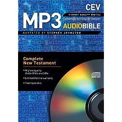 CEV New Testament Audio MP3 CDs: CEV Edition