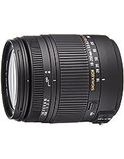 Sigma 18-250 mm F3,5-6,3 DC Macro OS HSM lens (62 mm filterschroefdraad, voor Nikon objectiefbajonet), zwart